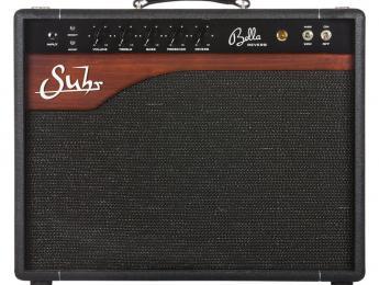 Las nuevas versiones del amplificador Suhr Bella para 2016