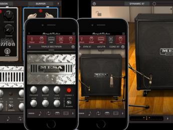 IK Multimedia presenta el AmpliTube Mesa/Boogie para iPhone y iPad