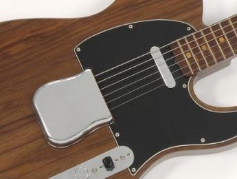 Fender desvela la George Harrison Tribute Rosewood Telecaster