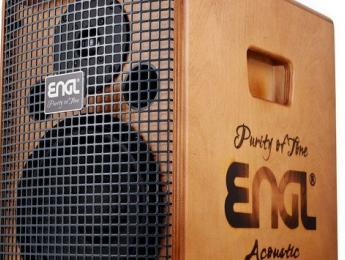 A101, el primer amplificador para acústica de ENGL