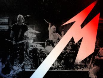 """Metallica anuncia """"Liberté Égalité Fraternité Metallica!"""", disco en directo desde la sala Bataclan"""