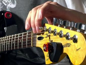 0 Fret Metal song: Una canción de guitarra que no usa ningún traste