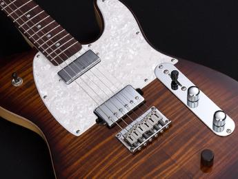 Michael Kelly Guitars presenta la guitarra Hybrid 55