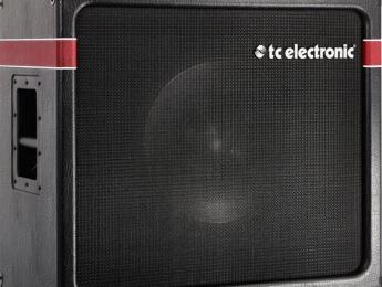 TC Electronic desvela su nueva K-115, una pantalla para bajo