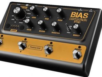 Positive Grid anuncia BIAS Distortion, soporte físico para BIAS Pedal