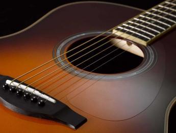 Yamaha desvela TransAcoustic, una guitarra con efectos incorporados sin necesidad de amplificación