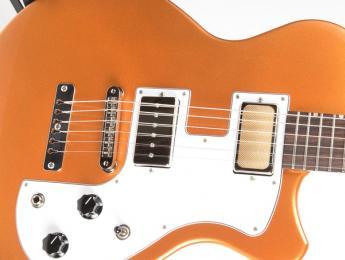 Lil' Stinker, la nueva guitarra de Rhoney Guitars