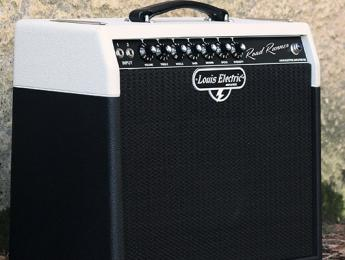 Roadrunner, un nuevo ampli de Louis Electric Amplifiers