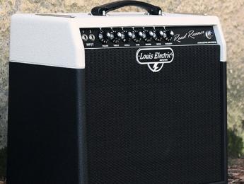 Roadrunner, un nuevo ampli de Louis Electric Amplifiers
