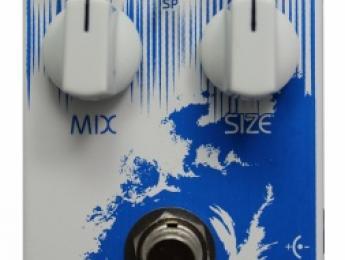 Tsakalis Audio Works presenta el pedal Ocean Reverb