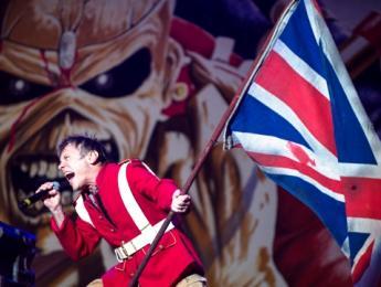La gira de Iron Maiden supera en recaudación a la de Justin Bieber