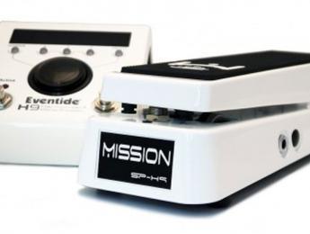 SP-H9 de Mission Engineering, un pedal de expresión específico para Eventide H9