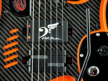 A Little Thunder y Marconi Lab presentan la guitarra EGO Thunder