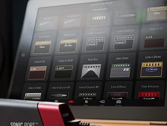 Line 6 presenta Mobile POD 2.0, la actualización de su app de emulación de amplis