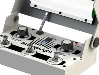 Stomplight, una pedalera que controla nuestra iluminación en escenarios