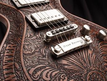 Dean Zelinksy Guitars presenta la guitarra Johnny Winter Signature