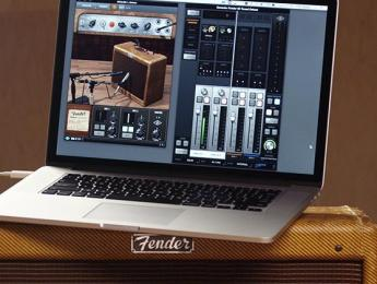 Universal Audio presenta el plugin Fender '55 Tweed Deluxe