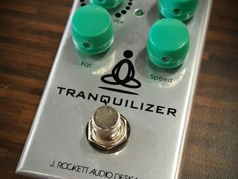 J.Rockett Audio Designs presenta el phaser Tranquilizer