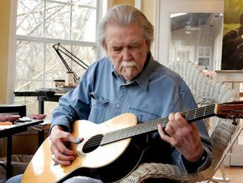 Fallece el cantante y compositor Guy Clark