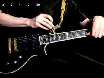 Cinco extrañas técnicas de guitarra (segunda parte)