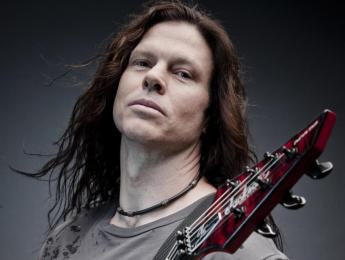 "Chris Broderick interpretando ""Disastrophe"" al completo"