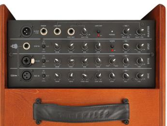 Schertler renueva su amplificador Unico
