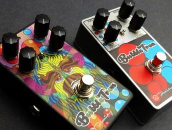 Bubble Tron, el nuevo pedal de modulación de Keeley