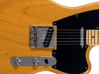 Fender y Make'N Music lanzan la American Standard Offset Telecaster