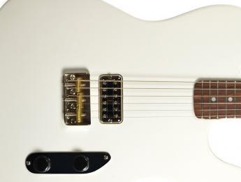 Echopark presenta la guitarra El Monte Jr.