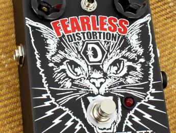 Daredevil Pedals presenta el nuevo pedal de distorsión Fearless