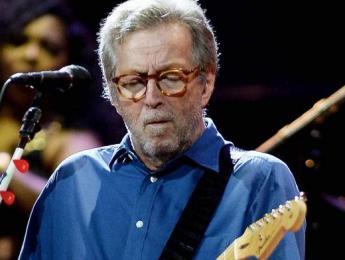 Eric Clapton afectado de una enfermedad del sistema nervioso