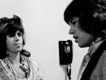 Se busca a Mick Jagger y a Keith Richards para una película sobre los Stones
