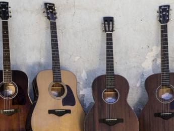"""Ibanez presenta nuevas guitarras acústicas con sistema """"Thermo-Aging"""""""