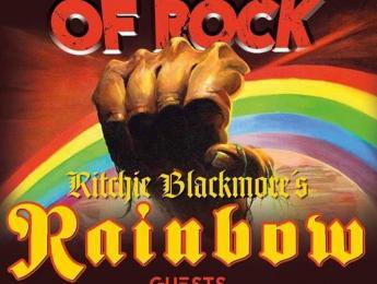 Primeros videos de los nuevos Rainbow de Ritchie Blackmore