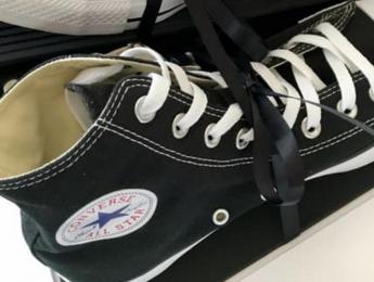 """Converse """"All Wah"""", unas zapatillas para guitarristas"""