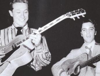 Fallece Scotty Moore, primer guitarrista de Elvis Presley