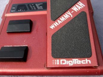 Viaje al pasado: Digitech Whammy XP 100