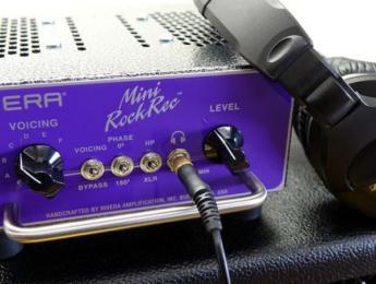 Mini Rockrec de Rivera, nueva caja de carga para grabar amplificadores
