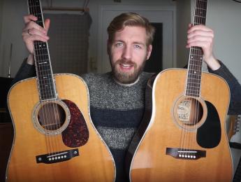 Una guitarra de 5.000 dólares contra una de 150: ¿cuáles son las diferencias?