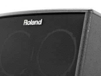 Toma de contacto con el ampli Roland AC-33