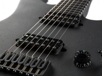 MS7, una nueva guitarra de 7 cuerdas de Suhr en edición limitada