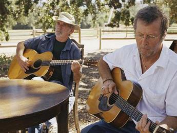"""Eric Clapton anuncia """"Live In San Diego"""", un disco en directo junto a J.J. Cale"""