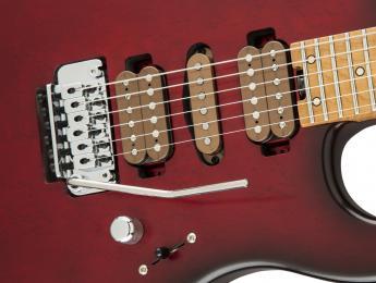 Charvel lanza una edición limitada del modelo Signature de Guthrie Govan