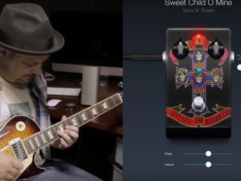 Tonebridge Guitar Effects, una app gratuita con el sonido de más de 1000 canciones