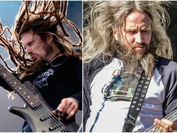 Mastodon vs. Hellyeah: Un duelo entre bajistas y también entre hermanos