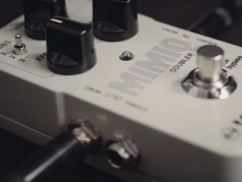 Mimiq Doubler, nuevo pedal de TC Electronic