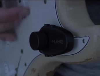 Aalberg Audio Moon, cambia el canal de tu ampli de forma inalámbrica