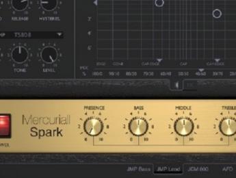 4 Marshalls recreados en formato plugin por Mercuriall Audio