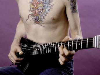 Conoce las guitarras de Johnny Winter que serán subastadas