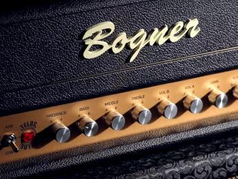 Telos, el nuevo amplificador de Bogner